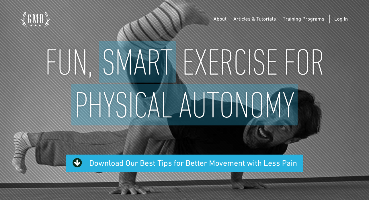 GMB Fitness - Categorized website design inspiration and modern ... for Physical Fitness Design  51ane