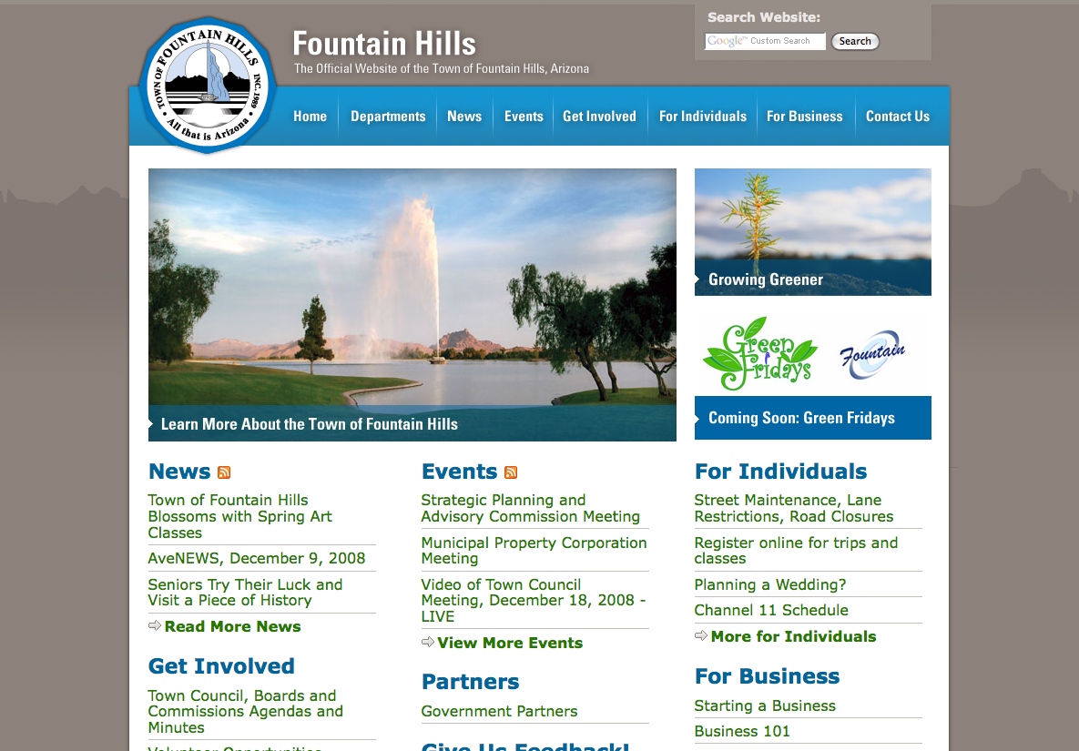 Town of Fountain Hills