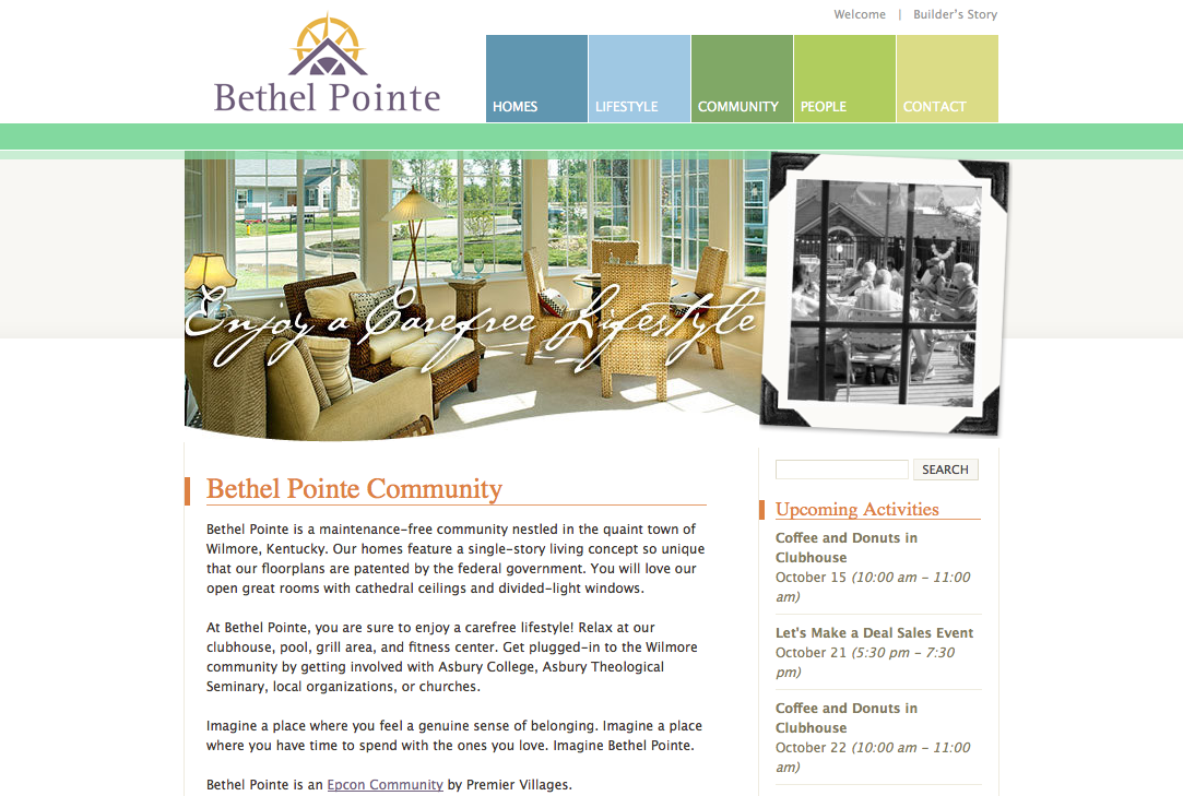 Bethel Pointe Community